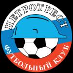 Эмблема (логотип): Футбольный клуб Петротрест Санкт-Петербург. Logo: Football Club Petrotrest Saint Petersburg