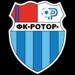 Эмблема (логотип): Футбольный клуб Ротор Волгоград. Logo: Football Club Rotor Volgograd
