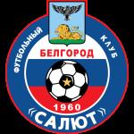 Эмблема (логотип): Футбольный клуб «Салют» Белгород. Logo: Football Club Salyut Belgorod