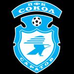 Эмблема (логотип): Профессиональный футбольный клуб «Сокол» Саратов. Logo: Professional Football Club Sokol Saratov