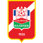 Эмблема (логотип): Профессиональный футбольный клуб Спартак Нальчик. Logo: Professional Football Club Spartak Nalchik
