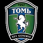 Эмблема (логотип): Футбольный клуб Томь Томск. Logo: Football Club Tom Tomsk