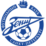 Эмблема (логотип): Футбольный клуб «Зенит-2» Санкт-Петербург. Logo: Football Club Zenit-2 Saint Petersburg