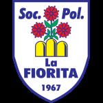 Эмблема (логотип): Спортивное общество Ла-Фьорита Монтеджардино. Logo: