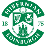 Эмблема (логотип): Футбольный клуб Хайберниан Эдинбург. Logo: Hibernian Football Club