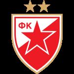 Эмблема (логотип): Футбольный клуб Црвена Звезда Белград. Logo: Fudbalski klub Crvena Zvezda Beograd