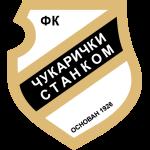 Эмблема (логотип): Футбольный клуб «Чукарички» Белград. Logo: Fudbalski klub Čukarički