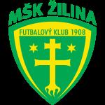 Эмблема (логотип): Спортивный клуб Жилина. Logo: Mestský Športový Klub Žilina