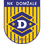 Эмблема (логотип): Футбольный клуб Домжале. Logo: Nogometni Klub Domžale