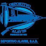 Эмблема (логотип): Депортиво Алавес. Logo: Deportivo Alavés, S.A.D.