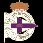Эмблема (логотип): Реал Клуб Депортиво де Ла-Корунья. Logo: Real Club Deportivo de La Coruña, S.A.D.