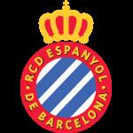 Эмблема (логотип): Реал Клуб Депортиу Эспаньол де Барселона. Logo: Reial Club Deportiu Espanyol de Barcelona, S.A.D.