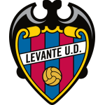 Эмблема (логотип): Леванте Юнион Депортиво. Logo: Levante Unión Deportiva, S.A.D.