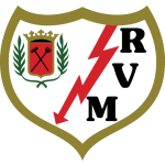 Эмблема (логотип): Райо Вальекано де Мадрид. Logo: Rayo Vallecano de Madrid, S.A.D.