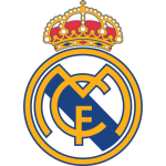 Эмблема (логотип): Футбольный клуб Реал Мадрид. Logo: Real Madrid Club de Fútbol
