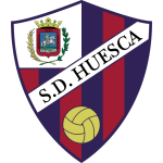Эмблема (логотип): Сосьедад Депортива Уэска. Logo: Sociedad Deportiva Huesca, S.A.D.