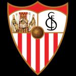 Эмблема (логотип): Севилья Футбольный клуб. Logo: Sevilla Fútbol Club S.A.D.