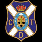 Эмблема (логотип): Клуб Депортиво Тенерифе. Logo: Club Deportivo Tenerife, S.A.D.