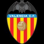 Эмблема (логотип): Футбольный клуб Валенсия. Logo: València Club de Fútbol, S.A.D.