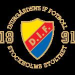 Эмблема (логотип): Футбольный клуб «Юргорден» Стокгольм. Logo: Djurgårdens Idrottsförening