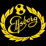 Эмблема (логотип): Футбольный клуб Эльфсборг Бурос. Logo: Idrottsföreningen Elfsborg