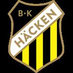 Эмблема (логотип): Футбольный клуб Хекен Гётеборг. Logo: Bollklubben Häcken