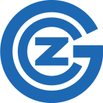 Эмблема (логотип): Клуб Грассхоппер Цюрих. Logo: Grasshopper Club Zürich