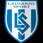 Эмблема (логотип): Футбольный клуб Лозанна. Logo: Football Club Lausanne-Sport