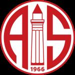 Эмблема (логотип): Футбольный клуб «Антальяспор» Анталья. Logo: Medical Park Antalyaspor Kulübü