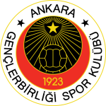 Эмблема (логотип): Спортивный клуб «Генчлербирлиги» Анкара. Logo: Gençlerbirliği Spor Kulübü