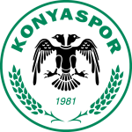 Эмблема (логотип): Футбольный клуб «Коньяспор» Конья. Logo: Torku Konyaspor Kulübü
