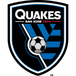 Эмблема (логотип): Футбольный клуб «Сан-Хосе Эртквейкс» Сан-Хосе. Logo: San Jose Earthquakes