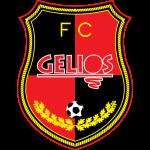 Эмблема (логотип): Футбольный клуб Гелиос Харьков. Logo: Football Club Helios