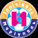 Эмблема (логотип): Футбольный клуб «Ильичёвец» Мариуполь. Logo: Football Club Illichivets Mariupol