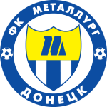 Эмблема (логотип): Футбольный Клуб «Металлург» Донецк. Logo: Football Club Metalurh Donetsk