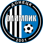 Эмблема (логотип): Футбольный клуб Олимпик Донецк. Logo: Football Club Olimpik Donetsk