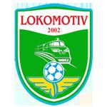 Эмблема (логотип): Футбольный клуб «Локомотив» Ташкент. Logo: Lokomotiv Tashkent Football Club