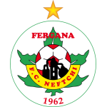 Эмблема (логотип): Футбольный клуб «Нефтчи» Фергана. Logo: Football Club Neftchi Fargona
