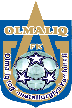 Эмблема (логотип): Футбольный клуб «Алмалык». Logo: Football Club Olmaliq