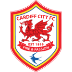 Эмблема (логотип): Футбольный клуб «Кардифф Сити» Кардифф. Logo: Cardiff City Football Club